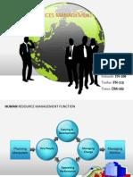 Strategic Humar Resource Management Overview