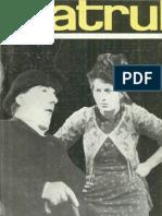 Revista Teatrul, nr. 1, anul XII, ianuarie 1967
