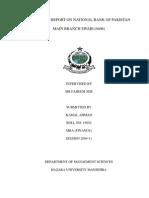 Internship Report Nation Bank Limited 03