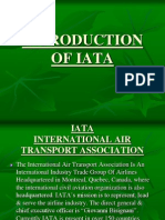 Introduction of Iata