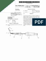 TAC Operation Instrument Patent Us 20050038450