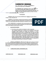 Neutral Site Game Contract--2010 Boise State-Virginia Tech