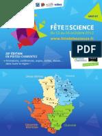 Plaquette FDS 2011