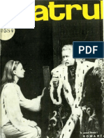 Revista Teatrul, nr. 5, anul XII, mai 1967