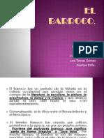 El Barroco Paulina Riffo