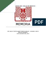 Memoria TERMINADO