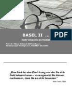 Basel I and II Explained