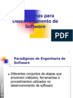 Aula 2 - Paradigm As Para to de Software