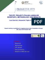 Landslides IFFI