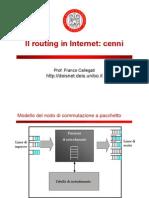 4.1 Rout Internet
