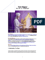 Yom Kippur - Day of Atonement