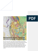 Beaverhead Impact Crater K-T Boundary Event ?