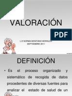 4. VALORACIÓN
