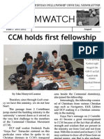 DormWatch 2nd Issue 11-12