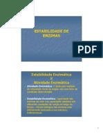 Material de Bioquimica ENZIMAS