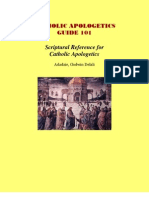 Catholic Apologetics Guide 101