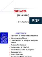 Pathology, Lecture 10, Neoplasia