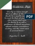NAPS Academic Program