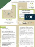 """Programme journée franco-espagnole """"Le droit public à l'épreuve de la gouvernance"""""""