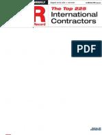 2005 Top 225 International Contractors