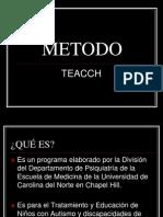 metodo teacch