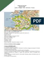 Diario Di Viaggio Francia 2007