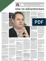 Hay Que Gastar en Infraestructura