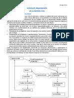 TEMA BIOQUÍMICA. NIVELES DE ORGANIZACIÓN DE LA MATERIA VIVA pdf