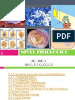 Biologia Contemporanea Unidad II