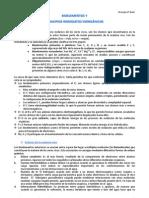 Tema Bioquimica Bioelementos y Agua y Sales