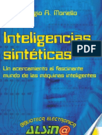 E-Book Inteligencias Sinteticas