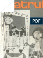 Revista Teatrul, nr. 9, anul XII, septembrie 1967