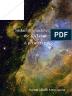 Sustainable Architecture for the XXI Century