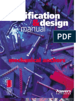 Mechanical Design Manual Fastener