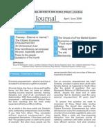 Journal 2nd Qtr 2008 Economic Empowerment