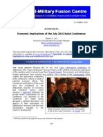 Economic Implications of the Kabul Conference