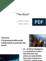 The Beast ARG Presentation 10.2.08