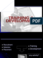 Training and Development slide by SIMON (BUBT)