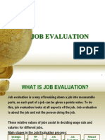 JOb Evaluation - slides by SIMON (BUBT)