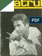 Revista Teatrul, nr. 2, anul XIII, februarie 1968