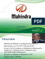 MAHINDRA& MAHINDRA(2)