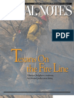 In Texas, Volunteer Firefighters a Mainstay