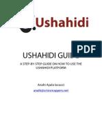 Ushahidi Manual (Complete)