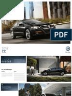 The 2012 VW CC