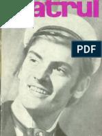 Revista Teatrul, nr. 3, anul XIII, martie 1968