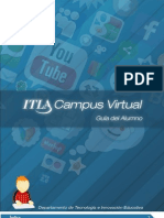 Guía del Alumno ITLA Campus Virtual