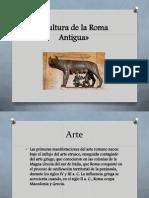 Cultura de La Roma Antigua