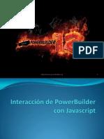 PB y Javascript