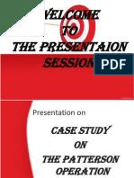 Patterson operation slides 1 by Simon (BUBT)