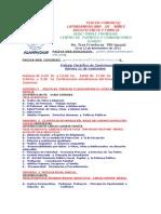 Tercer Congreso-comisiones III l Congreso Naf Con Conferencaintesc